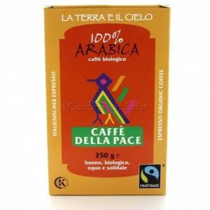 caffè della pace fondo bianco
